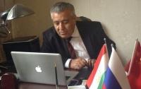 Номаи сипоси Акбаршо Искандаров