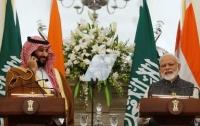 Ваъдаи  беш аз 100 миллиард долларии Саъудӣ ба Ҳинд