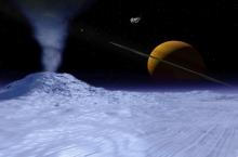 Дар сайёраи Плутон уқёнуси об кашф шудааст