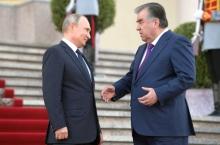 Президенти кишвар ба Русия сафар кард