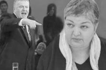 "Жириновский дар ""ҷанг""-и тан ба тан"