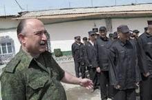 Сардори маҳбасҳои Тоҷикистон аз мақомаш барканор шуд
